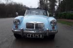 #1801 MGA MkII 1961 - 12